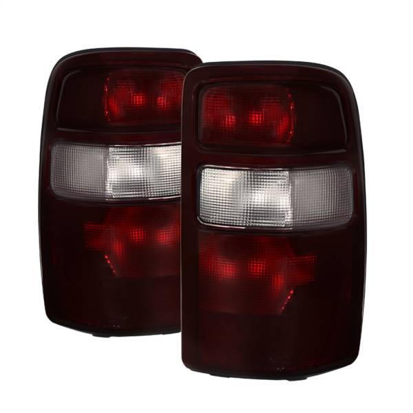 Spyder Auto - XTune Tail Lights 9028809