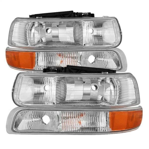 Spyder Auto - XTune Headlights 9035111