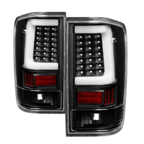 Spyder Auto - XTune LED Tail Lights 9038532
