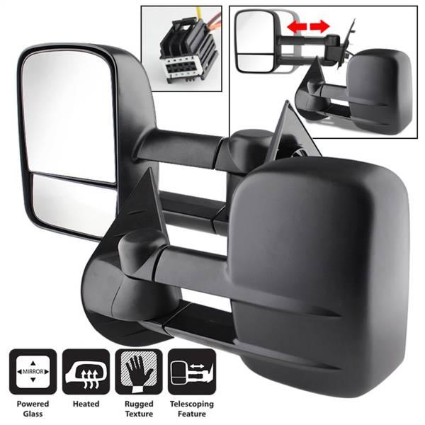 Spyder Auto - XTune Door Mirror Set 9935701