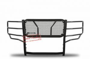 Black Horse Off Road - Black Horse Black Modular Steel Rugged Grille Guard RU-TOTU07-B