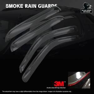 Black Horse Off Road - Black Horse Black TPO Crew Cab Fender Flares FF-CHSIL19-SM - Image 3