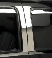 Exterior Accessories - Body Styling - Pillar Trim