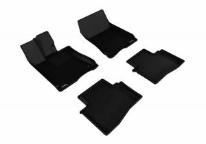 3D MAXpider - U Ace 3D MAXpider ACURA RLX 2014-2018 KAGU BLACK R1 R2 L1AC00701509