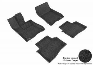 3D MAXpider - U Ace 3D MAXpider ACURA RLX 2014-2018 CLASSIC BLACK R1 R2 L1AC00702209