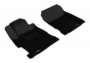 3D MAXpider - U Ace 3D MAXpider ACURA ILX 2013-2019 KAGU BLACK R1 L1AC00811509