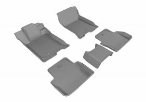 3D MAXpider - U Ace 3D MAXpider ACURA TLX 2015-2019 KAGU GRAY R1 R2 L1AC00901501