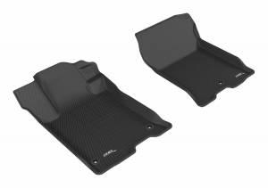 3D MAXpider - U Ace 3D MAXpider ACURA TLX 2015-2019 KAGU BLACK R1 L1AC00911509