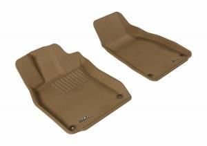 3D MAXpider - U Ace 3D MAXpider AUDI A6/ S6/ RS6 2005-2011 KAGU TAN R1 L1AD00611502