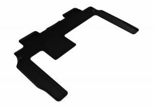 3D MAXpider - U Ace 3D MAXpider BUICK ENCLAVE 2008-2017/ CHEVROLET TRAVERSE 2009-2017/ GMC ACADIA 2007-2016/ GMC ACADIA LIMITED 2017 KAGU BLACK R2 BENCH SEAT L1BC02221509
