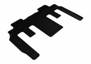 3D MAXpider - U Ace 3D MAXpider BUICK ENCLAVE 2008-2017/ CHEVROLET TRAVERSE 2009-2017/ GMC ACADIA 2007-2016/ GMC ACADIA LIMITED 2017 KAGU BLACK R2 BUCKET SEATS L1BC02321509