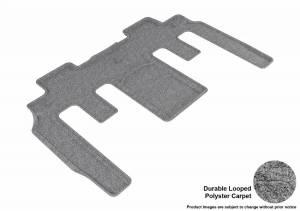 3D MAXpider - U Ace 3D MAXpider BUICK ENCLAVE 2008-2017/ CHEVROLET TRAVERSE 2009-2017/ GMC ACADIA 2007-2016/ GMC ACADIA LIMITED 2017 CLASSIC GRAY R2 BUCKET SEATS L1BC02322201