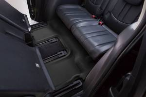 3D MAXpider - U Ace 3D MAXpider CHEVROLET SUBURBAN 2007-2014 KAGU BLACK R3 BENCH SEAT L1CH04631509 - Image 5