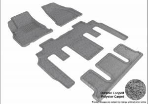 3D MAXpider - U Ace 3D MAXpider CHEVROLET TRAVERSE 2009-2017 CLASSIC GRAY R1 R2 R3 BUCKET SEATS L1CH06102201