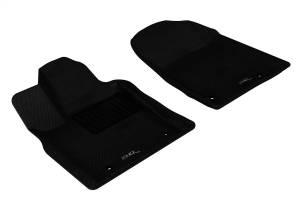 3D MAXpider - U Ace 3D MAXpider DODGE DURANGO 2012-2019/ JEEP GRAND CHEROKEE 2013-2019 KAGU BLACK R1 (2 POSTS ON PASSENGER'S SIDE) L1DG01311509