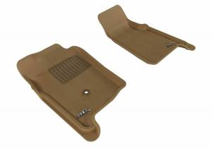 3D MAXpider - U Ace 3D MAXpider FORD RANGER 1998-2011 REGULAR CAB/ SUPERCAB KAGU TAN R1 ONLY L1FR02611502