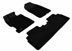 U Ace 3D MAXpider HONDA CIVIC 2006-2011 SDN KAGU BLACK R1 R2 L1HD01201509