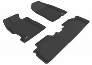 U Ace 3D MAXpider HONDA CIVIC 2006-2011 CPE KAGU BLACK R1 R2 L1HD03601509