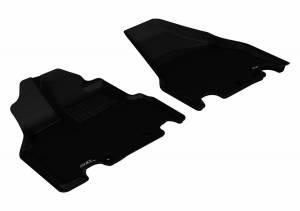3D MAXpider - U Ace 3D MAXpider HONDA ODYSSEY 2011-2017 KAGU BLACK R1 L1HD03811509