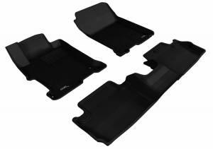 3D MAXpider - U Ace 3D MAXpider HONDA ACCORD 2013-2017 CPE KAGU BLACK R1 R2 L1HD04901509