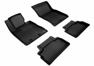 3D MAXpider - U Ace 3D MAXpider HYUNDAI GENESIS COUPE 2012-2016 KAGU BLACK R1 R2 L1HY02301509