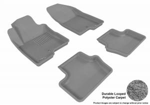 3D MAXpider - U Ace 3D MAXpider JEEP COMPASS/ PATRIOT 2007-2017 KAGU GRAY R1 R2 (1 POST ON PASSENGER SIDE) L1JP00901501