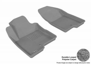 3D MAXpider - U Ace 3D MAXpider JEEP COMPASS/ PATRIOT 2007-2017 KAGU GRAY R1 (1 POST ON PASSENGER SIDE) L1JP00911501