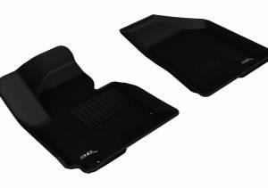 3D MAXpider - U Ace 3D MAXpider KIA SPORTAGE 2011-2013/ HYUNDAI TUCSON 2010-2013 KAGU BLACK R1 L1KA00711509
