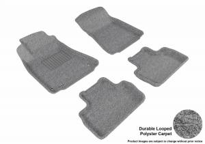 3D MAXpider - U Ace 3D MAXpider LEXUS IS250/ 350/ ISF 2006-2013 CLASSIC GRAY R1 R2 (RWD ONLY) L1LX00602201