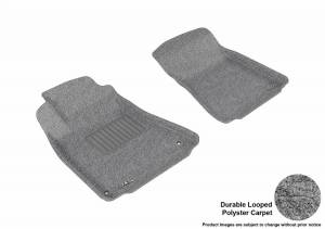 3D MAXpider - U Ace 3D MAXpider LEXUS IS250/ 350/ ISF 2006-2013 CLASSIC GRAY R1 (RWD ONLY) L1LX00612201