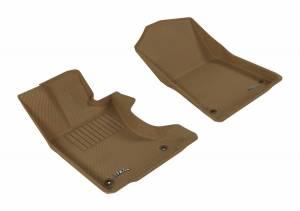 3D MAXpider - U Ace 3D MAXpider LEXUS GS/ GS HYBRID 2013-2019 KAGU TAN R1 (AWD ONLY) L1LX03011502