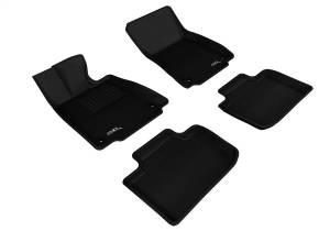 3D MAXpider - U Ace 3D MAXpider LEXUS IS 2014-2019 KAGU BLACK R1 R2 (RWD ONLY) L1LX03401509