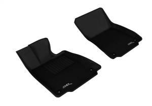 3D MAXpider - U Ace 3D MAXpider LEXUS IS 2014-2019 KAGU BLACK R1 (RWD ONLY) L1LX03411509