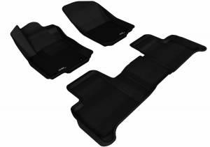 3D MAXpider - U Ace 3D MAXpider® MERCEDES-BENZ GLE-CLASS (W166/ C292) 2016-2018/ ML-CLASS (W166) 2012-2015) 2016-2018 KAGU BLACK R1 R2 L1MB02901509
