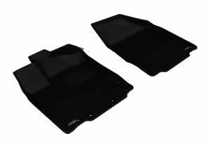 3D MAXpider - U Ace 3D MAXpider NISSAN PATHFINDER 2013-2018/ INFINITI QX60 2014-2019/ JX 2013 KAGU BLACK R1 L1NS05811509