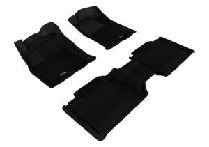3D MAXpider - U Ace 3D MAXpider TOYOTA TACOMA ACCESS CAB 2005-2011 KAGU BLACK R1 R2 L1TY07501509