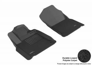 3D MAXpider - U Ace 3D MAXpider TOYOTA TUNDRA 2012-2018 REGULAR CAB/ DOUBLE CAB/ CREWMAX/ SEQUOIA KAGU BLACK R1 (POST) L1TY14911509
