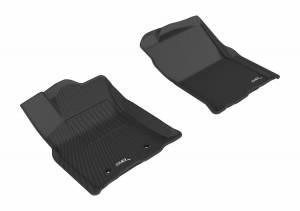 3D MAXpider - U Ace 3D MAXpider TOYOTA TACOMA ACCESS CAB/ DOUBLE CAB 2016-2017 KAGU BLACK R1 (PASSENGER'S SIDE WITHOUT RETENTION) L1TY19211509