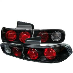 Exterior Accessories - Spyder Auto - Altezza Tail Lights 5000200