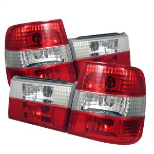 Exterior Accessories - Spyder Auto - Altezza Tail Lights 5000491