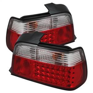 Spyder Auto - LED Tail Lights 5000576 - Image 1