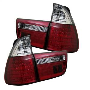 Spyder Auto - LED Tail Lights 5000804 - Image 1