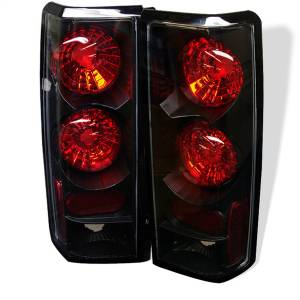 Exterior Accessories - Spyder Auto - Altezza Tail Lights 5000996