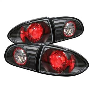 Exterior Accessories - Spyder Auto - Altezza Tail Lights 5001245