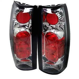 Exterior Accessories - Spyder Auto - Altezza Tail Lights 5001337