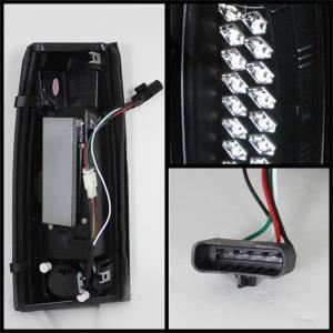 Spyder Auto - LED Tail Lights 5001351 - Image 2