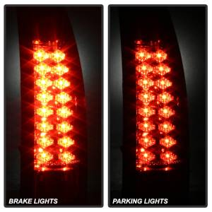 Spyder Auto - LED Tail Lights 5001351 - Image 6