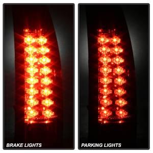 Spyder Auto - LED Tail Lights 5001368 - Image 4