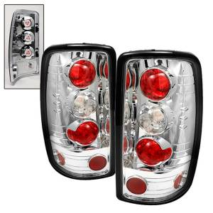 Exterior Accessories - Spyder Auto - Altezza Tail Lights 5001481