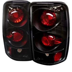 Exterior Accessories - Spyder Auto - Altezza Tail Lights 5001498